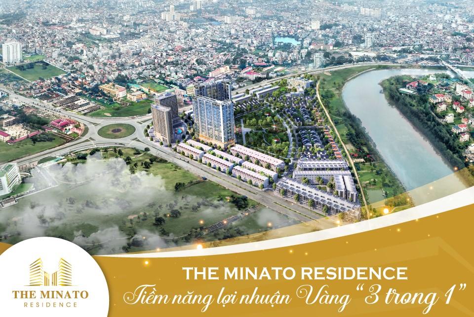 """THE MINATO RESIDENCE - TIỀM NĂNG LỢI NHUẬN VÀNG """"3 TRONG 1"""""""